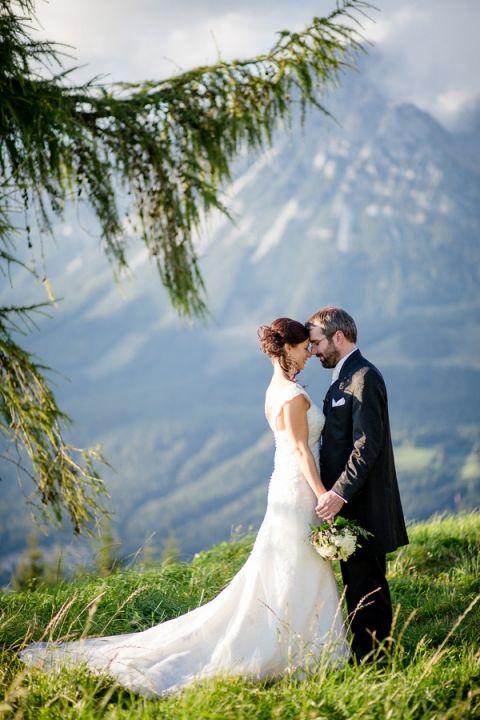 Alpine Wedding in Austria from Wedding Memories | Hey ...