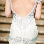 Glamorous Backless Wedding Dress with Vintage Details | Plenty to Declare Weddings | See More! http://heyweddinglady.com/classic-basque-wedding-inspiration-in-san-sebastian/