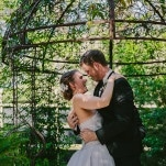 An Ethereal Texas Garden Wedding | PhotoHouse Films | See More! http://heyweddinglady.com/ethereal-texas-garden-wedding-in-gray-pink-and-gold/