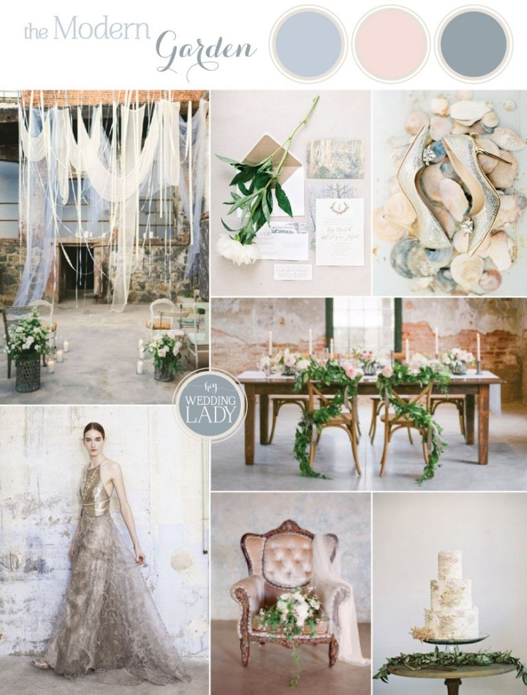 The Modern Garden, Deconstructed - Inspiration for a Luxe, Industrial Loft Wedding | See More! https://heyweddinglady.com/modern-garden-deconstructed-industrial-loft-wedding/