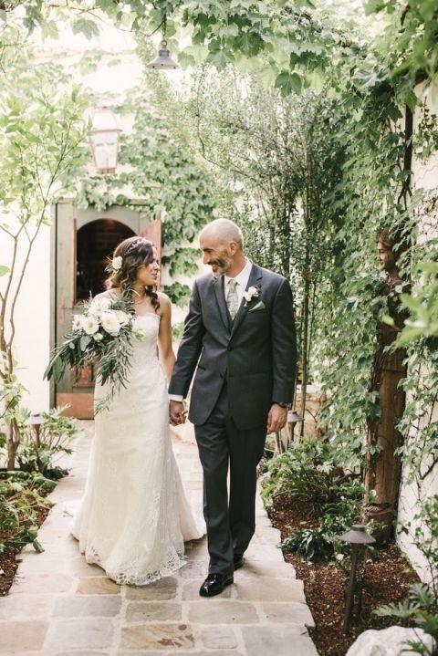 Old World Wedding Portraits At Villa San Juan Capistrano Vitaly M Photography See