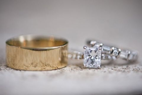 Tuscan Wedding Bands 5 Spectacular Emerald Cut Engagement Ring