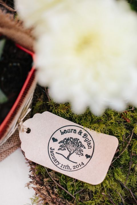 Grow the Love - Succulent Plants for Guests to Take Home | Hilary Cam Photography | See More! http://heyweddinglady.com/midsummer-nights-dream-wedding-in-a-secret-garden/