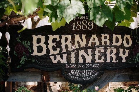 Rustic Winery Wedding at Bernardo Winery in Southern California | heidi-o-photo | See More! https://heyweddinglady.com/rustic-winery-wedding-in-southern-california/