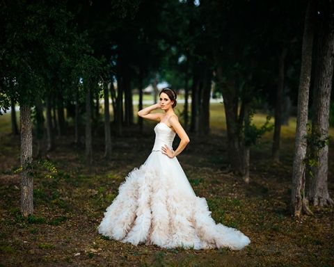 Cowgirl Boots For Wedding Dress 61 Amazing Epic Ruffled Ball Gown