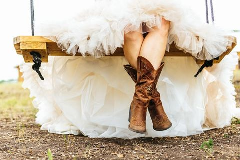 Cowgirl Boots For Wedding Dress 18 Awesome Dramatic and Glamorous Wedding