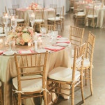 Modern Chic Pink, Mint, and Gold Wedding | Onelove Photography | See More! http://heyweddinglady.com/pink-mint-and-gold-wedding-with-lots-of-sparkle/