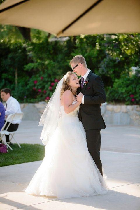 Wedding Dresses California 14 New A Sweet First Dance