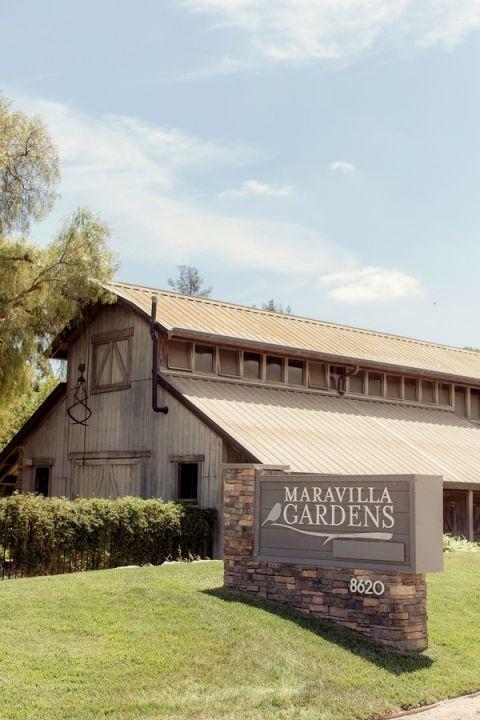 Classic Garden Wedding at Maravilla Gardens in Camarillo | Figlewicz Photography | See More! https://heyweddinglady.com/classic-garden-wedding-in-rich-purple/
