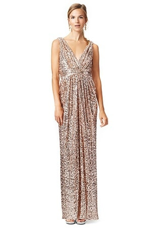 The Ultimate Guide to Sparkling Metallic Dresses for Your Wedding