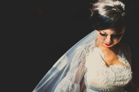 Dramatic Glam Bridal Makeup | Yes, Dear. Studio | Old World Spanish Inspired Wedding