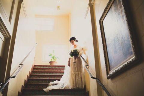 Ethereal Wedding Portraits | Yes, Dear. Studio | Old World Spanish Inspired Wedding