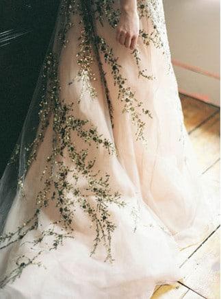 Enchanted Autumn Woods Wedding Inspiration | Hey Wedding Lady