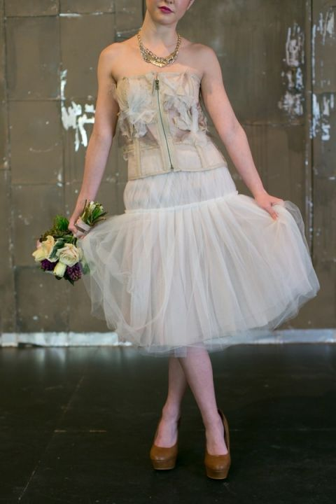 Steam Punk Wedding Dresses