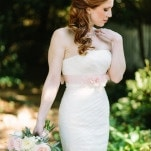 Classic Southern Bride | Harper Noel Photography | Georgia in the Fall - Southern Garden Wedding