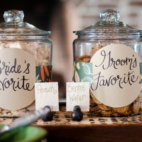 A Cookie Bar! | Nicole Caudle Photography | Vintage Southern Charm at The Not Wedding Charleston!
