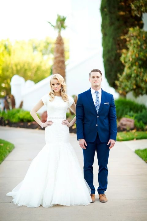 Wedding Dresses Blue And White 95 Perfect Fresh and Modern Wedding