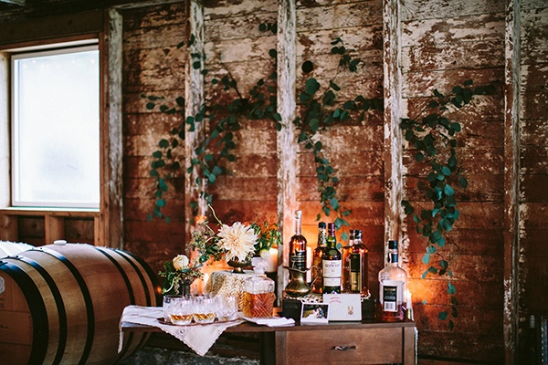Romantic Vintage Botanical Wedding Shoot At A Rustic Winery Hey Wedding Lady