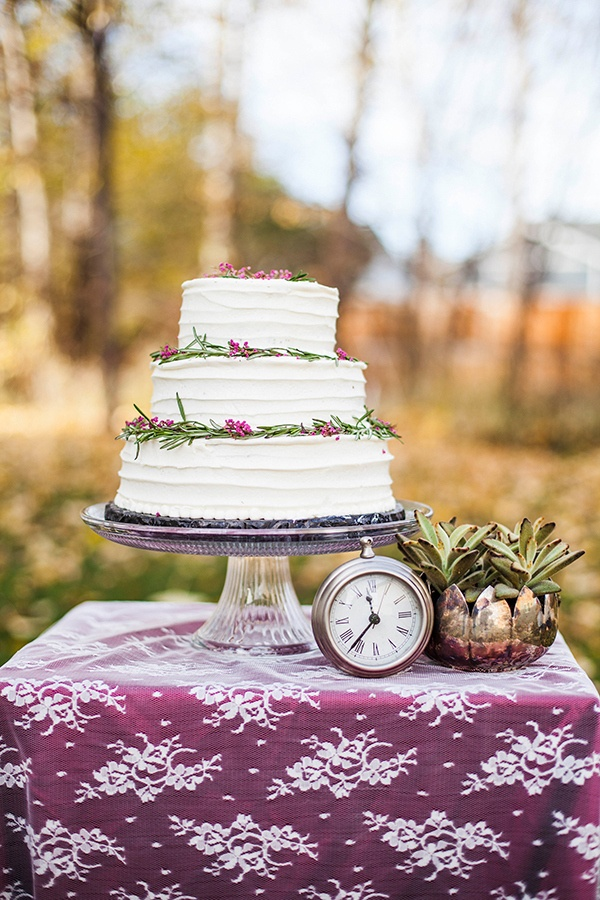Late Winter Sun Sparkling Silver And Berry Wedding Shoot