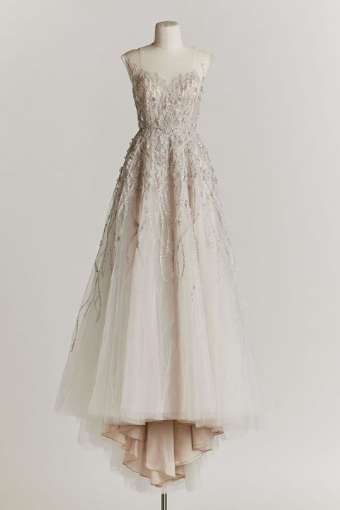 Crystal Embellished Ball Gown | Wisteria Gown | BHLDN Bridal Spring 2015