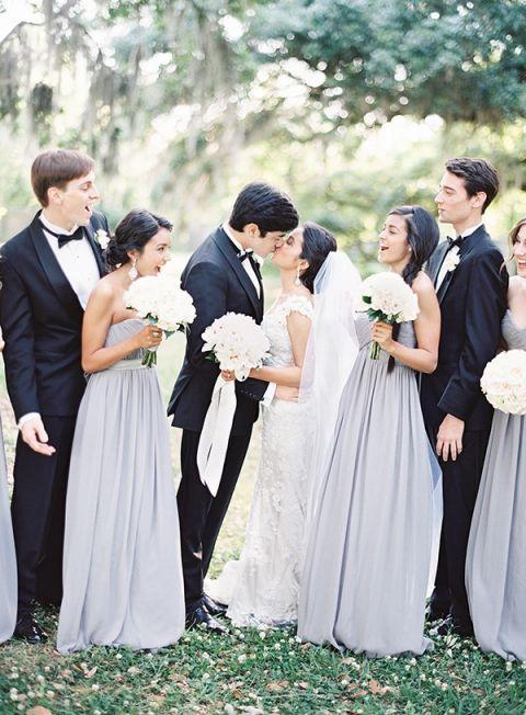 Wedding Gowns New Orleans 46 Fresh Groomsmen in Black Tie
