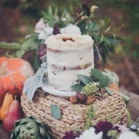 Farm to Table Dessert Display | Mintwood Photo Co. | A Forest Fairytale Anniversary Shoot with a Bohemian Picnic