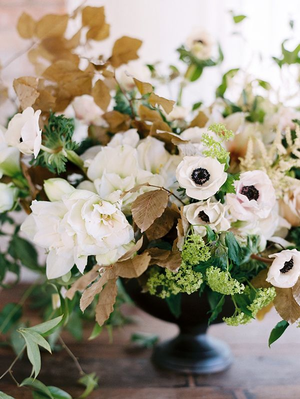 Fresh Green And Neutral Spring Wedding Ideas