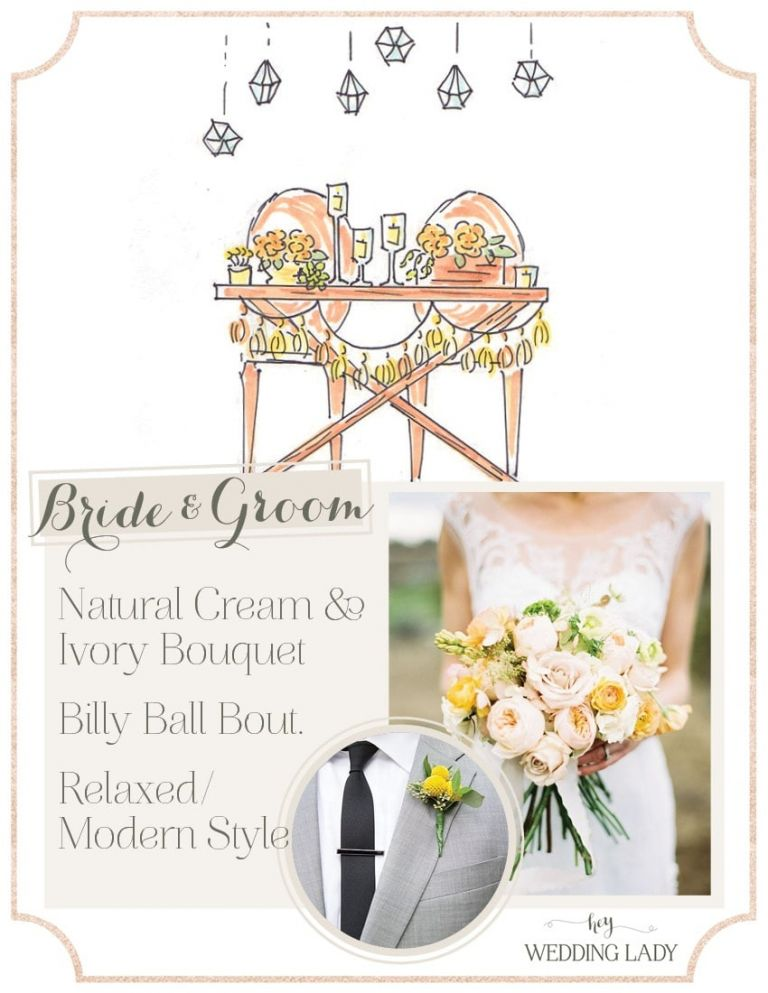 Natural Cream and Neutral Wedding Details   Styling Guide for a Rustic Modern Wedding with Graphic Details and Tassel Garlands