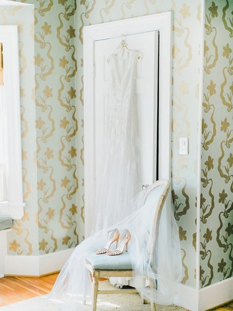 Marvelous A Gorgeous Bridal Dressing Room Rachel May Photography and Amore Events by Cody Garnet