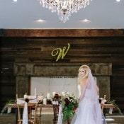 A Woodsy Glam Wedding Reception | Ashley Cook Photography | Jewel Toned Autumn Woodland Wedding Shoot
