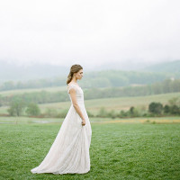 Asheville Wedding Inspiration in the Blue Ridge Mountains