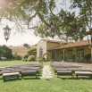 Classic Hollywood Chic Wedding in Carmel Valley