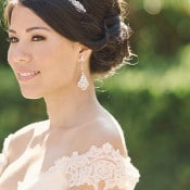 Classically Glam Bride