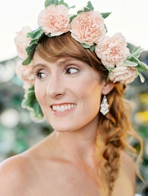 Fresh Bridal Beauty For Spring Hey Wedding Lady