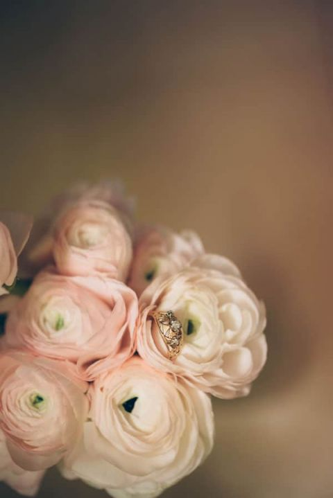 A Vintage Engagement Ring | soundslikeyellowphotography