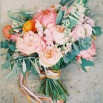 Sophisticated Pastel Wedding in Pink, Peach and Aqua