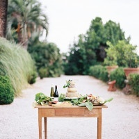 Italian Delicacies | Maria Lamb Photography | Gracious Villa Wedding in the Heart of Tuscany