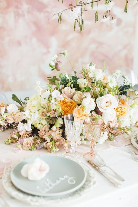 Wedding Styling Spotlight On Michelle Leo Events Hey