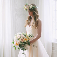 Ethereal Spring Bride | Jessica Peterson Photography | Wedding Styling Spotlight on Michelle Leo Events