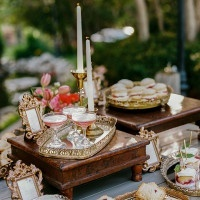 High Tea and Cocktails | Jacque Lynn Photography | Wedding Styling Spotlight on Michelle Leo Events