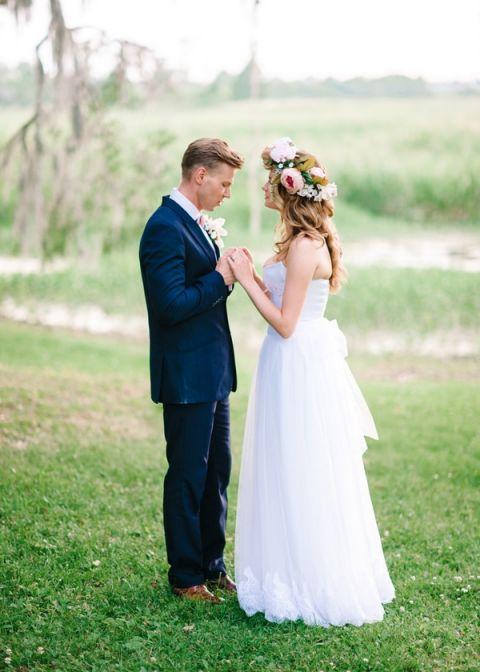 Peony Wedding Dress 76 Unique Delicate and Ethereal Wedding