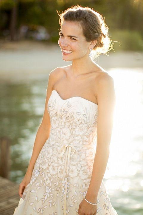 Wedding Dresses By Carolina Herrera 85 New Embroidered Floral Wedding Dress