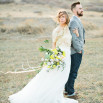 Bohemian Desert Wedding Shoot in Colorado | Callie Hobbs Photography
