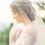 Ethereal Neutral Wedding Ideas for Summer in Ivory and Gold