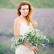 Love Amongst the Lavender Fields of Provence