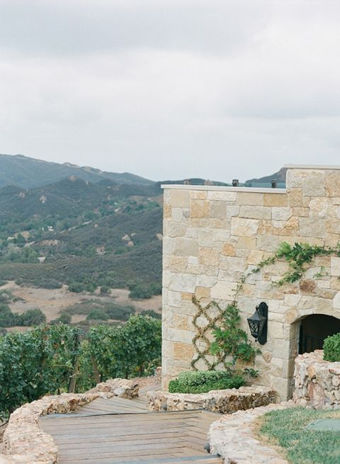 The VIlla at Malibu Rocky Oaks Winery | Diana McGregor Photography | Luxurious Autumn Feast at a Malibu Winery