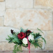 Winter Compote Centerpiece | Diana McGregor Photography | Luxurious Autumn Feast at a Malibu Winery