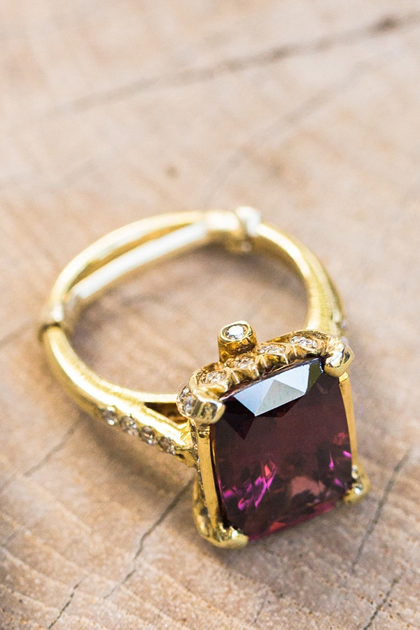 Bohemian Wedding Rings 019 - Bohemian Wedding Rings