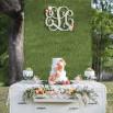 Southern Peach Wedding