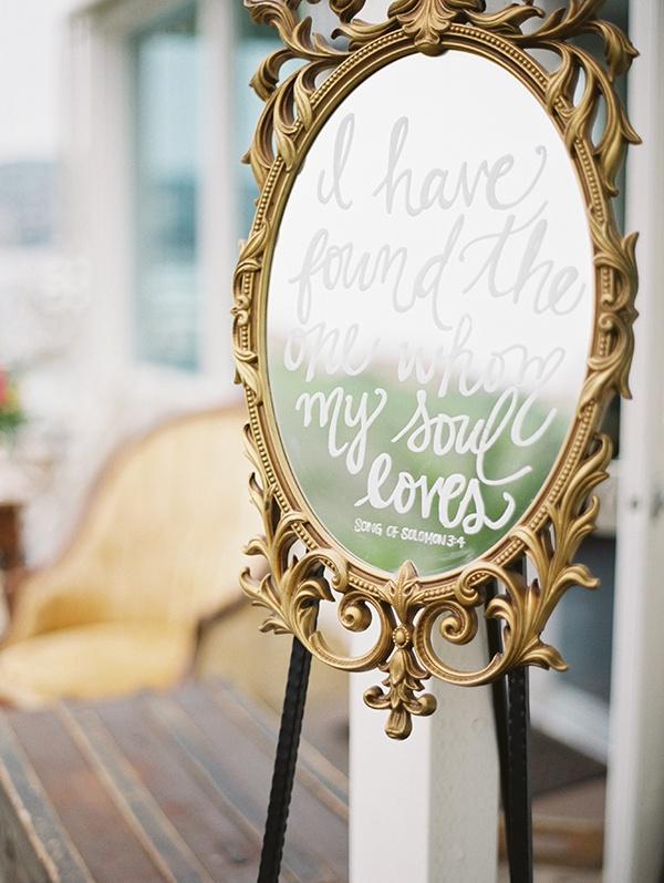 Unique personal wedding